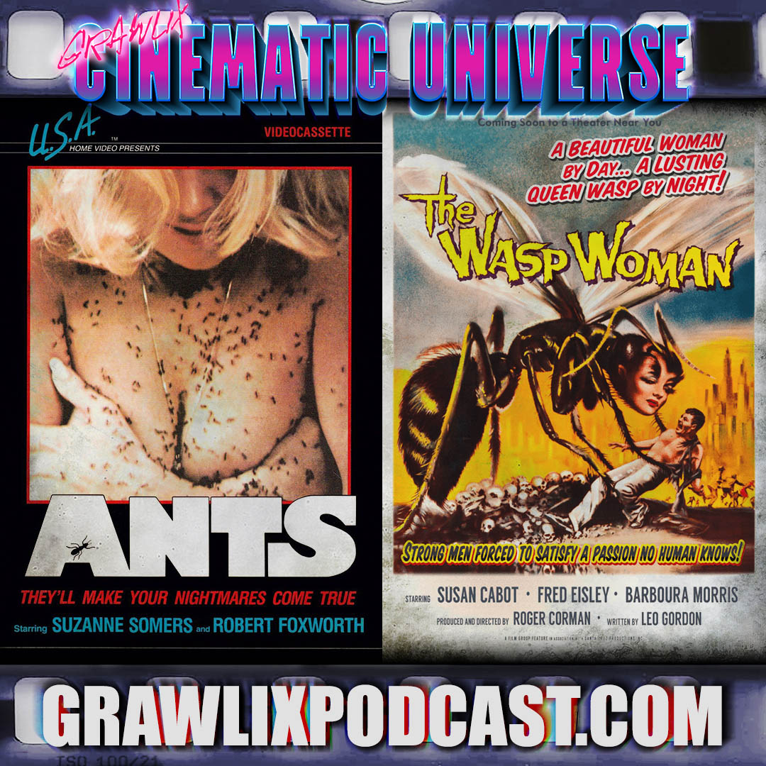 GCU Ants The Wasp Woman