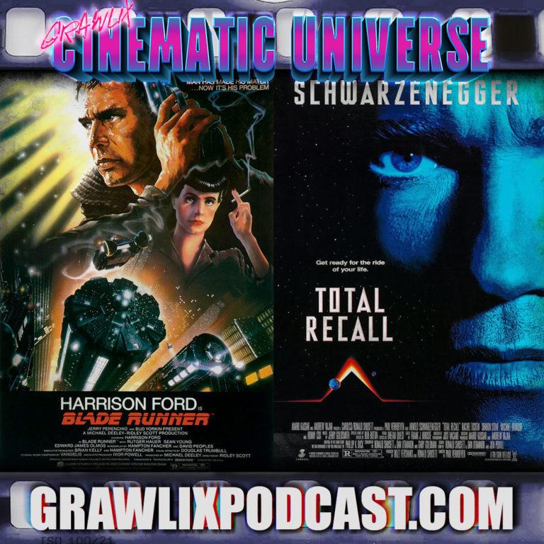GCU #9: Blade Runner / Total Recall Cinematic Universe