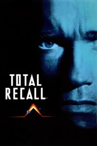 "Poster for the movie ""Total Recall"""