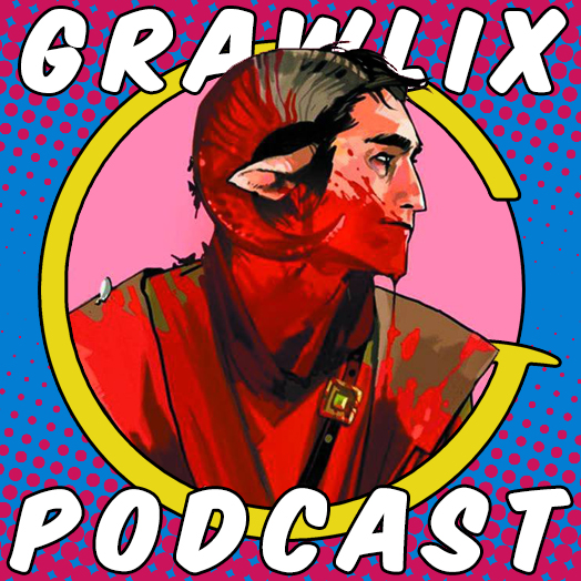 Grawlix Podcast Saga Vol. 2