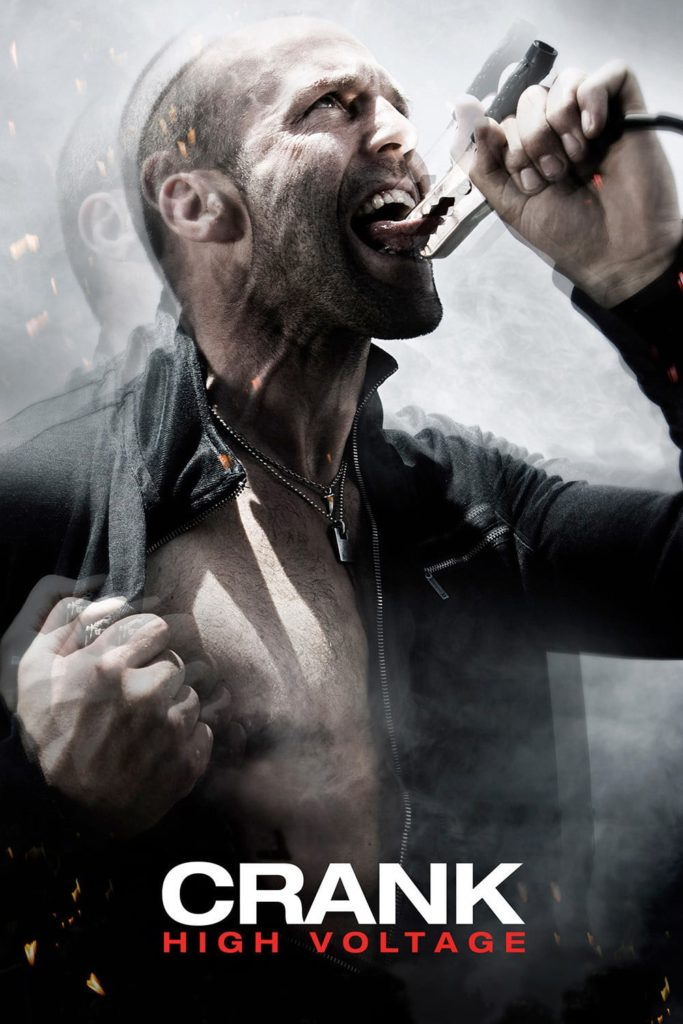 "Poster for the movie ""Crank 2: High Voltage"""