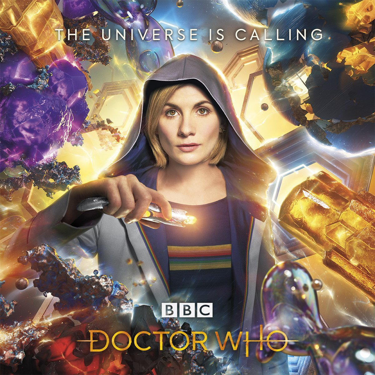 Doctor Who Season 11 Poster