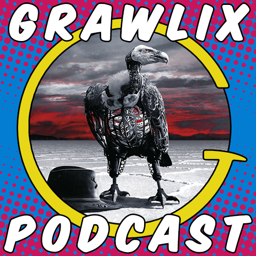 Grawlix Podcast Westworld Season 2
