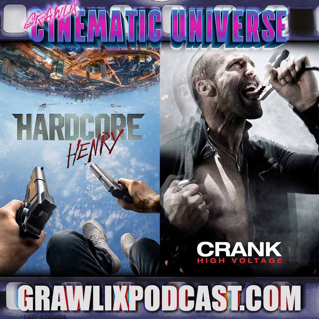 Hardcore Henry and Crank High Voltage