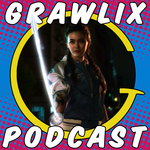 Grawlix Podcast Iron Fist