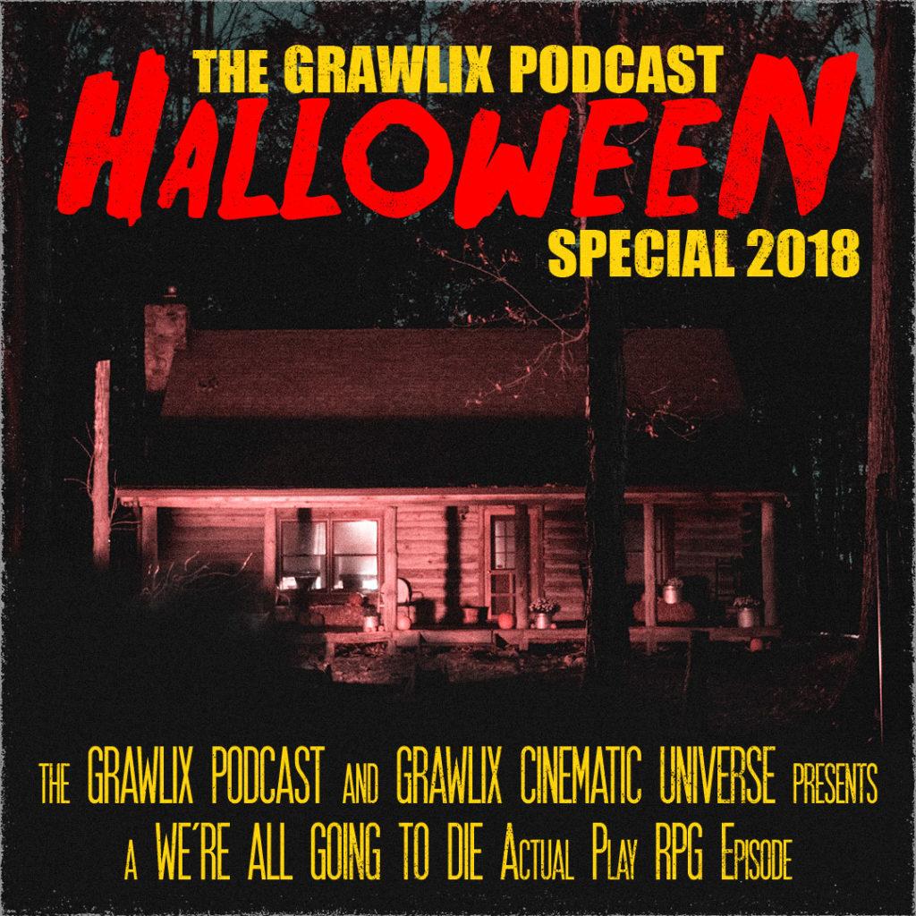 Grawlix Podcast Halloween Special