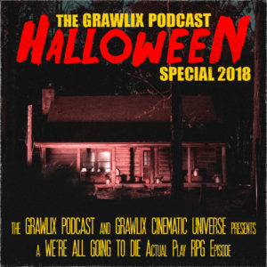 The Grawlix Podcast Halloween Special 2018