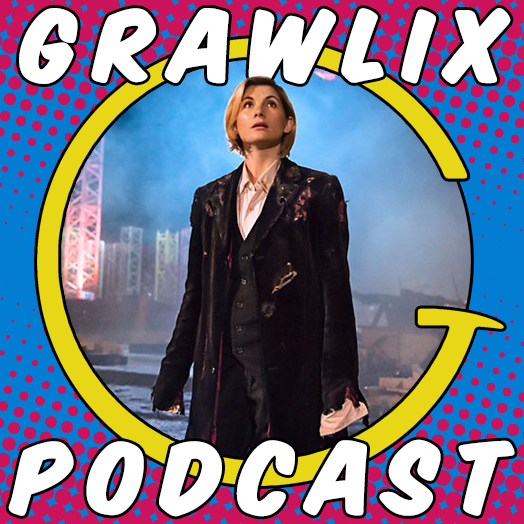 Grawlix Podcast #79: Doctor Who Series 11 Pt. 1