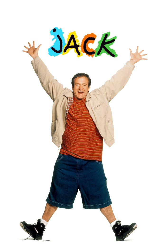 "Poster for the movie ""Jack"""