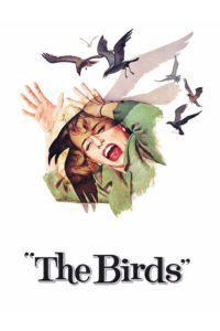 "Poster for the movie ""The Birds"""