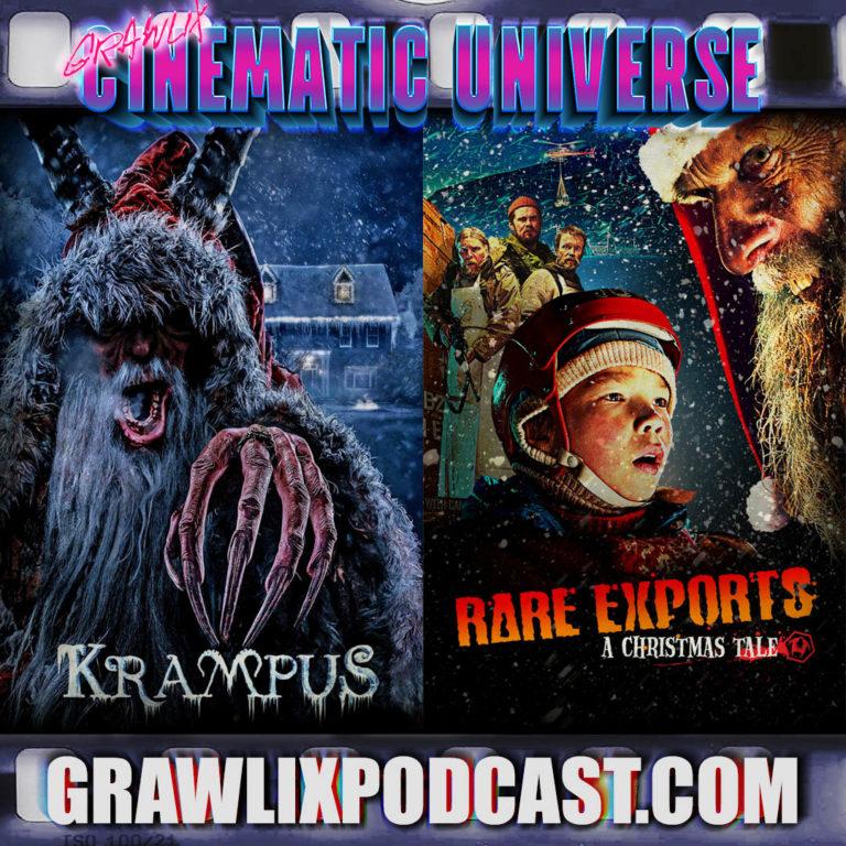 GCU #18: Krampus & Rare Exports: A Christmas Tale