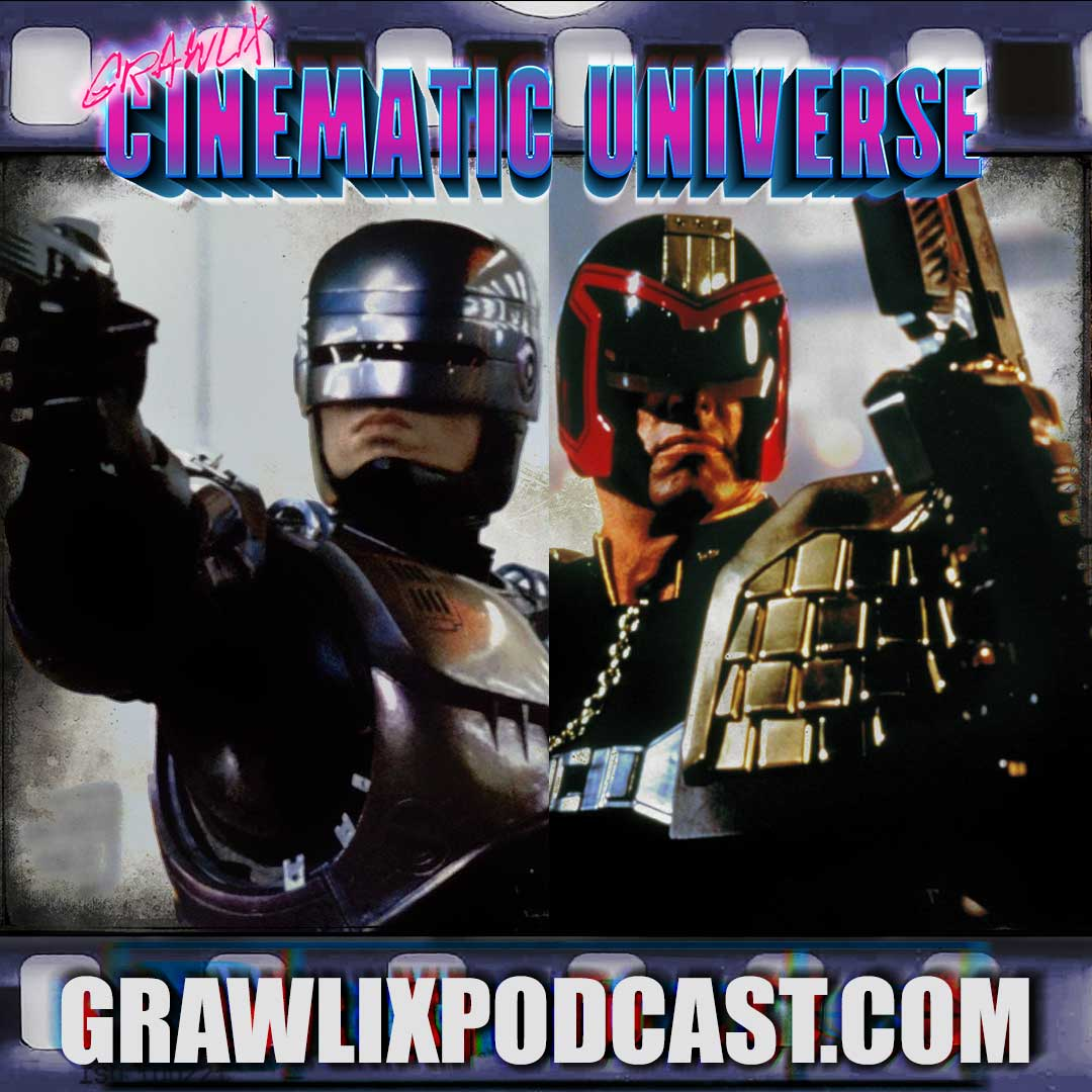 Robocop and Judge Dredd (1995) Reviews
