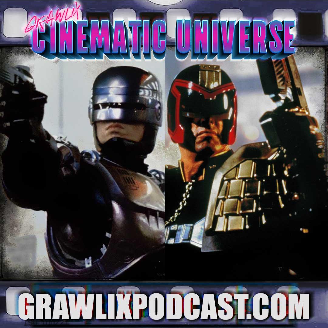 Robocop & Judge Dredd Cinematic Universe