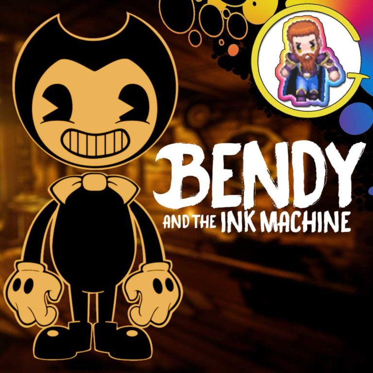 Bendy and the Ink Machine Gameplay – Chapter 4 Part 2