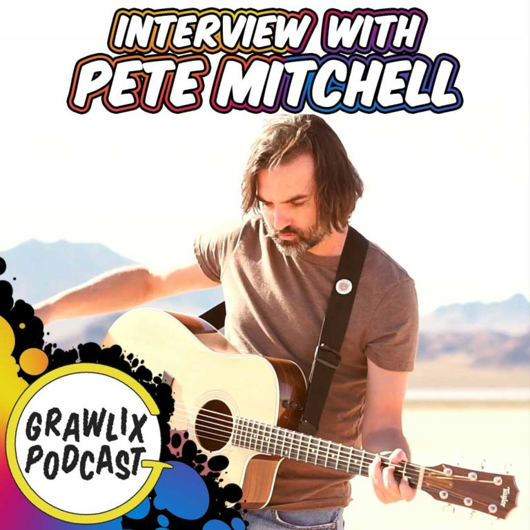 Grawlix Podcast #85: Pete Mitchell and the Hall of Silly Superheroes