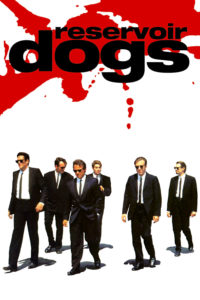 "Poster for the movie ""Reservoir Dogs"""
