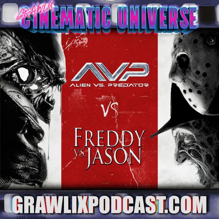 GCU #14: Alien vs Predator vs Freddy vs Jason