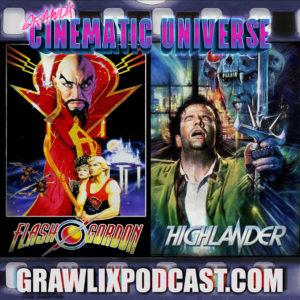 Read more about the article GCU #2: Highlander/Flash Gordon Cinematic Universe