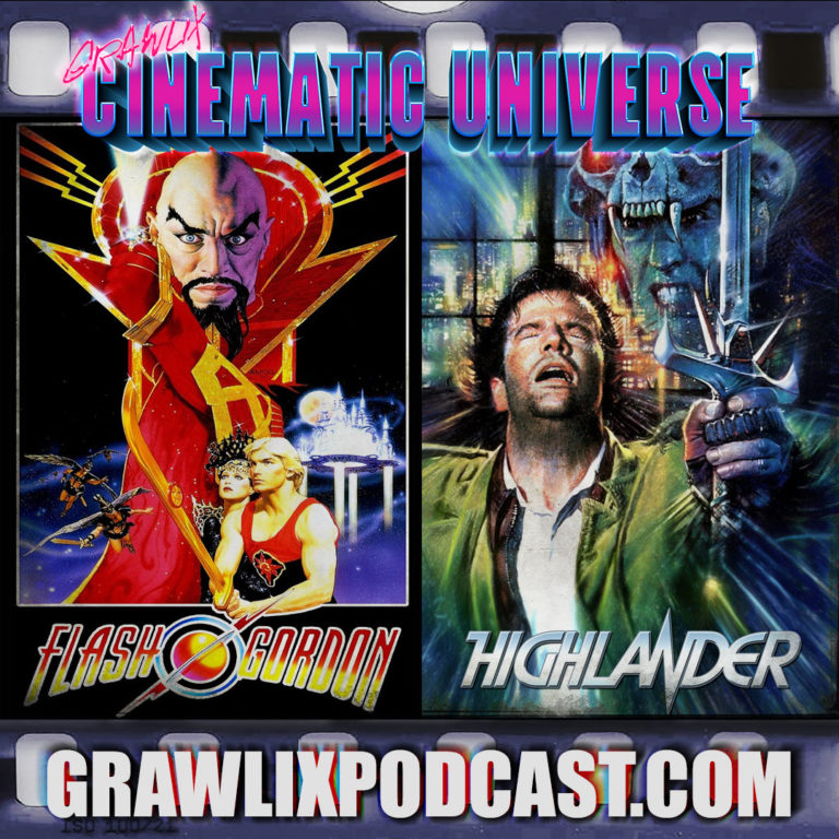 GCU #2: Highlander/Flash Gordon Cinematic Universe