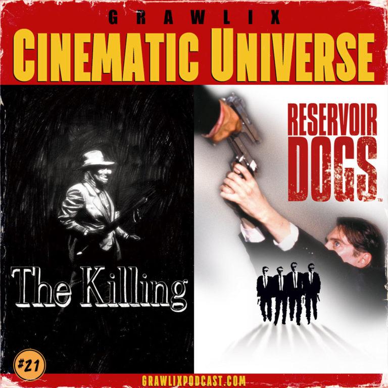 GCU #21: The Killing & Reservoir Dogs