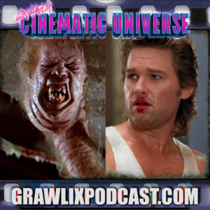 GCU #6: The Thing / Big Trouble in Little China Cinematic Universe