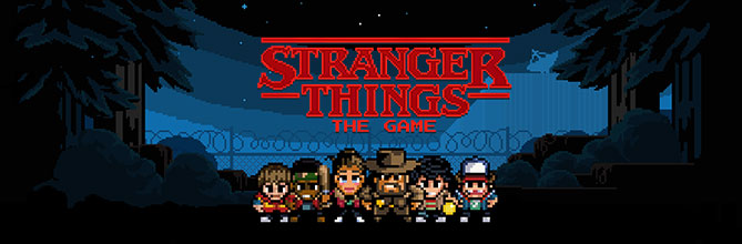 Stranger Things The Game Official Image