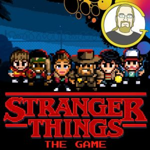 Stranger Things Gameplay