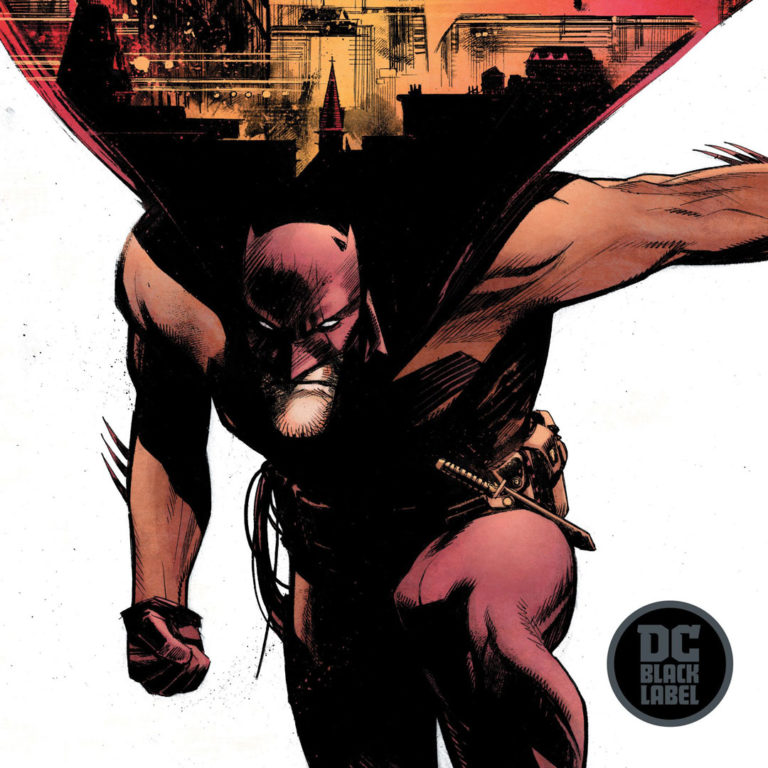 DC Debuts Batman: Curse of the White Knight