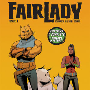 Fairlady #1 Preview