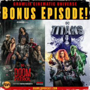 GCU: Doom Patrol and Titans