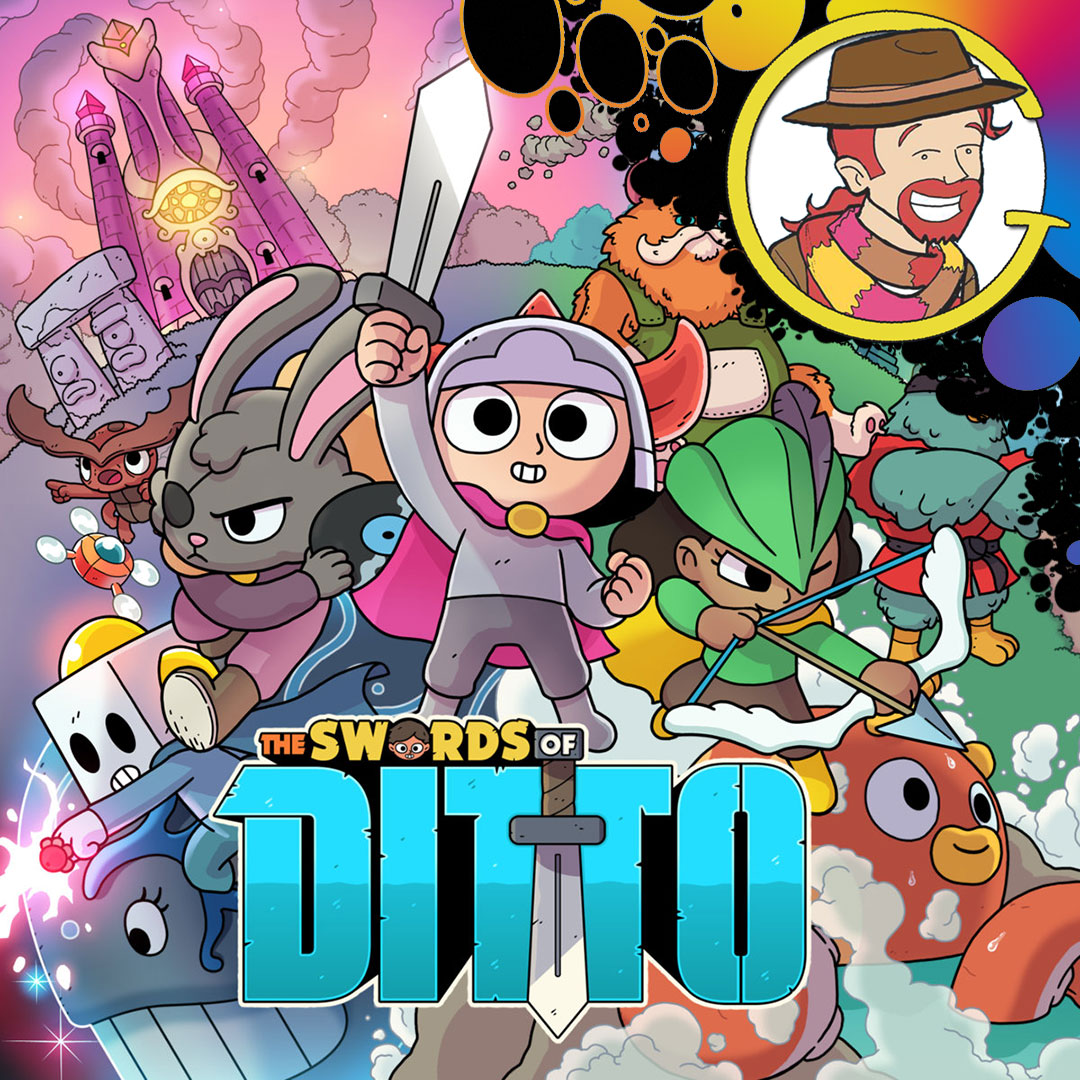 The Swords of Ditto Gameplay