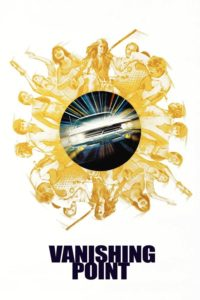 "Poster for the movie ""Vanishing Point"""