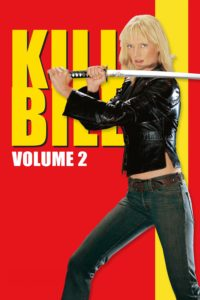 "Poster for the movie ""Kill Bill: Vol. 2"""