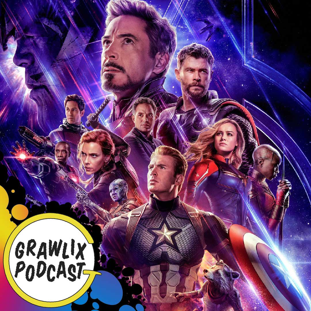 Grawlix Podcast Avengers Endgame Review