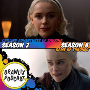 Grawlix Podcast #93: Chilling Adventures of Daenerys