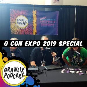 Grawlix Podcast #95: Convoyeur