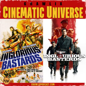 GCU #28: The Inglorious Double Feature