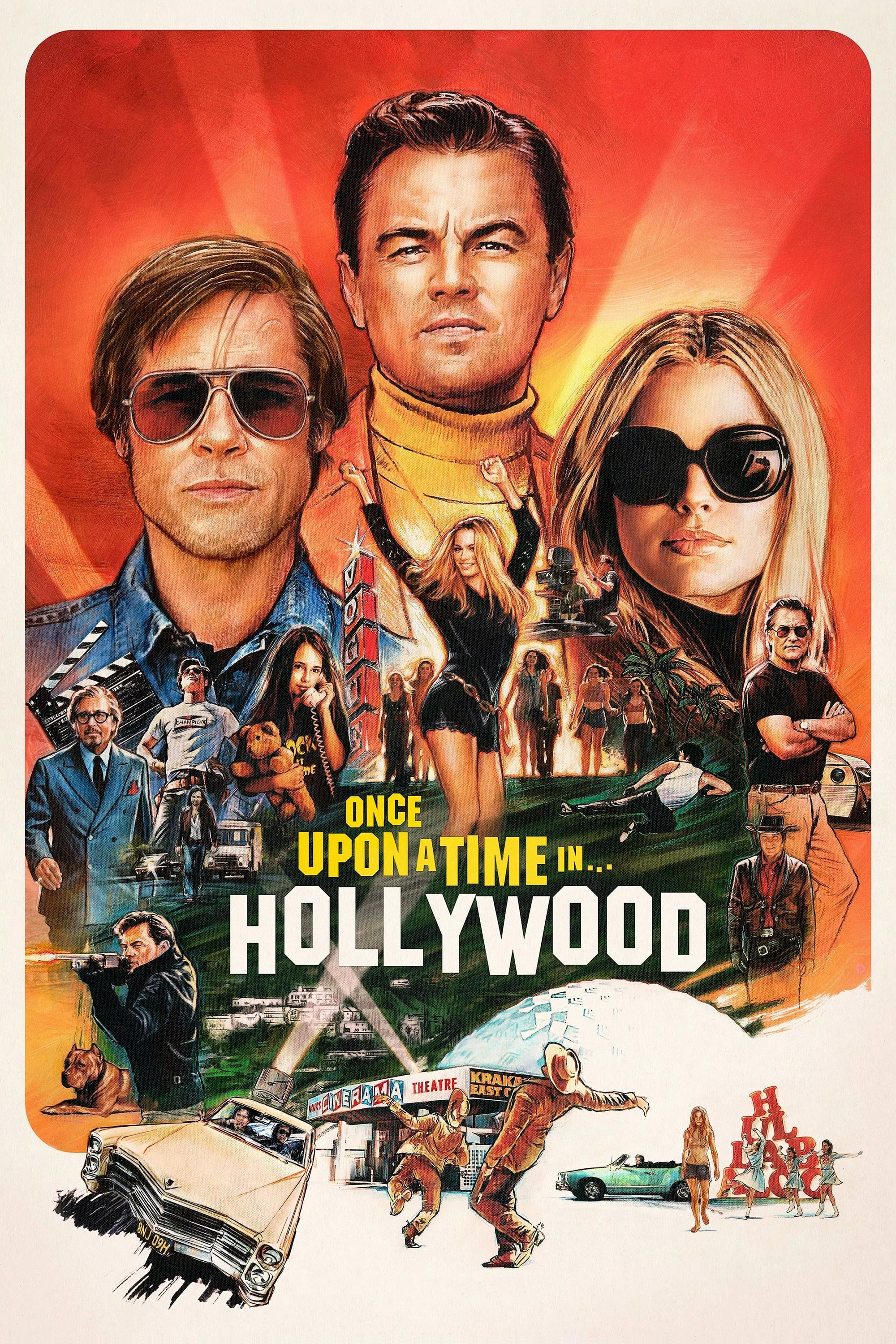 GCU #31: Once Upon a Time in Hollywood