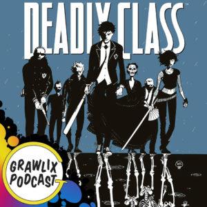 Grawlix Podcast #97: Tardy to Class