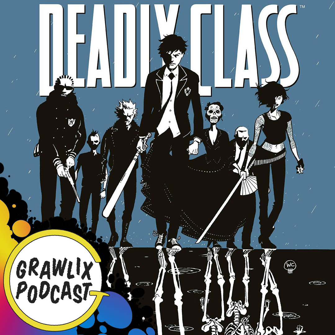 Grawlix Podcast #97: Deadly Class Review