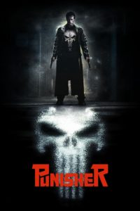 "Poster for the movie ""The Punisher"""