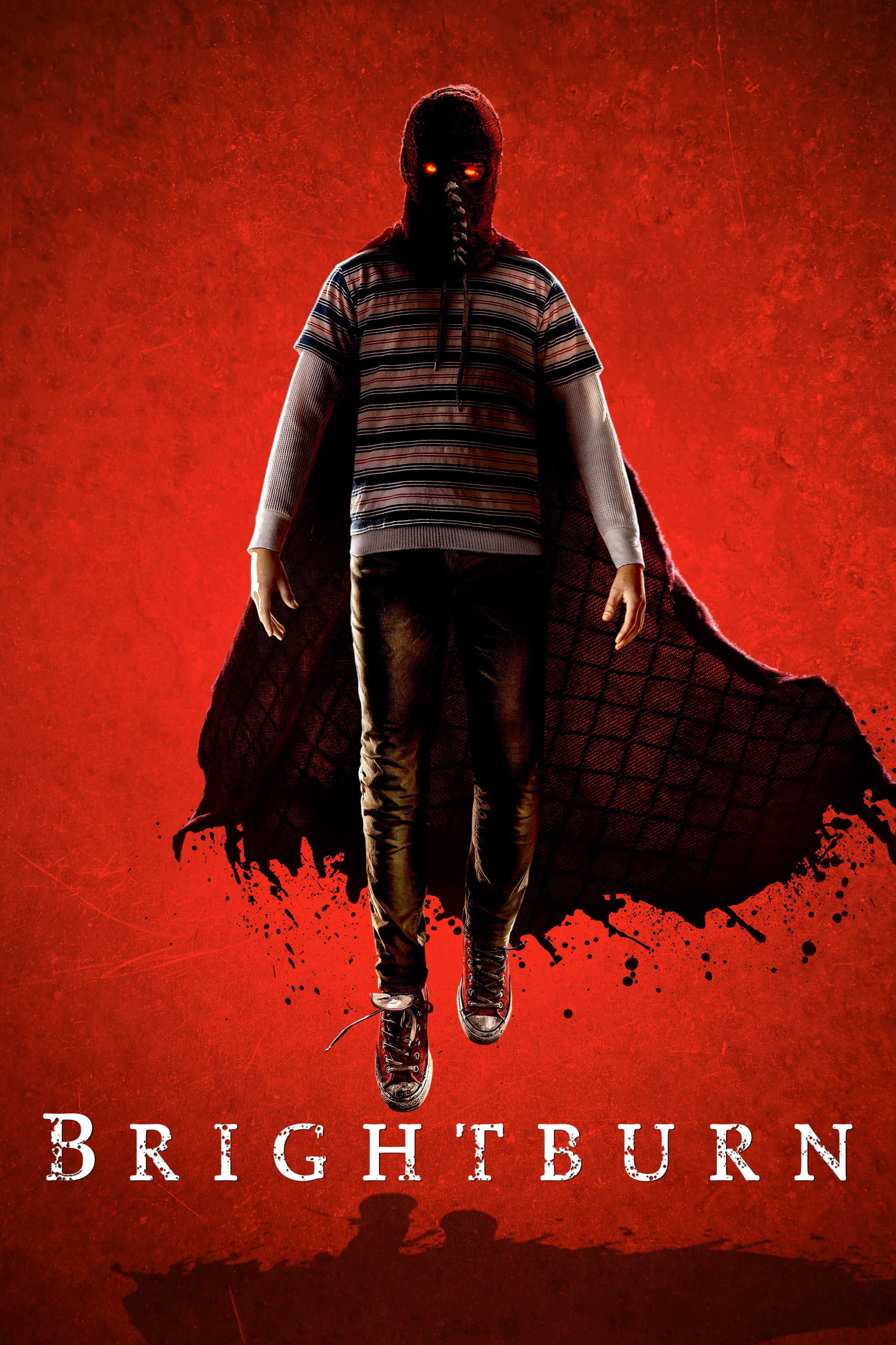 "Poster for the movie ""Brightburn"""