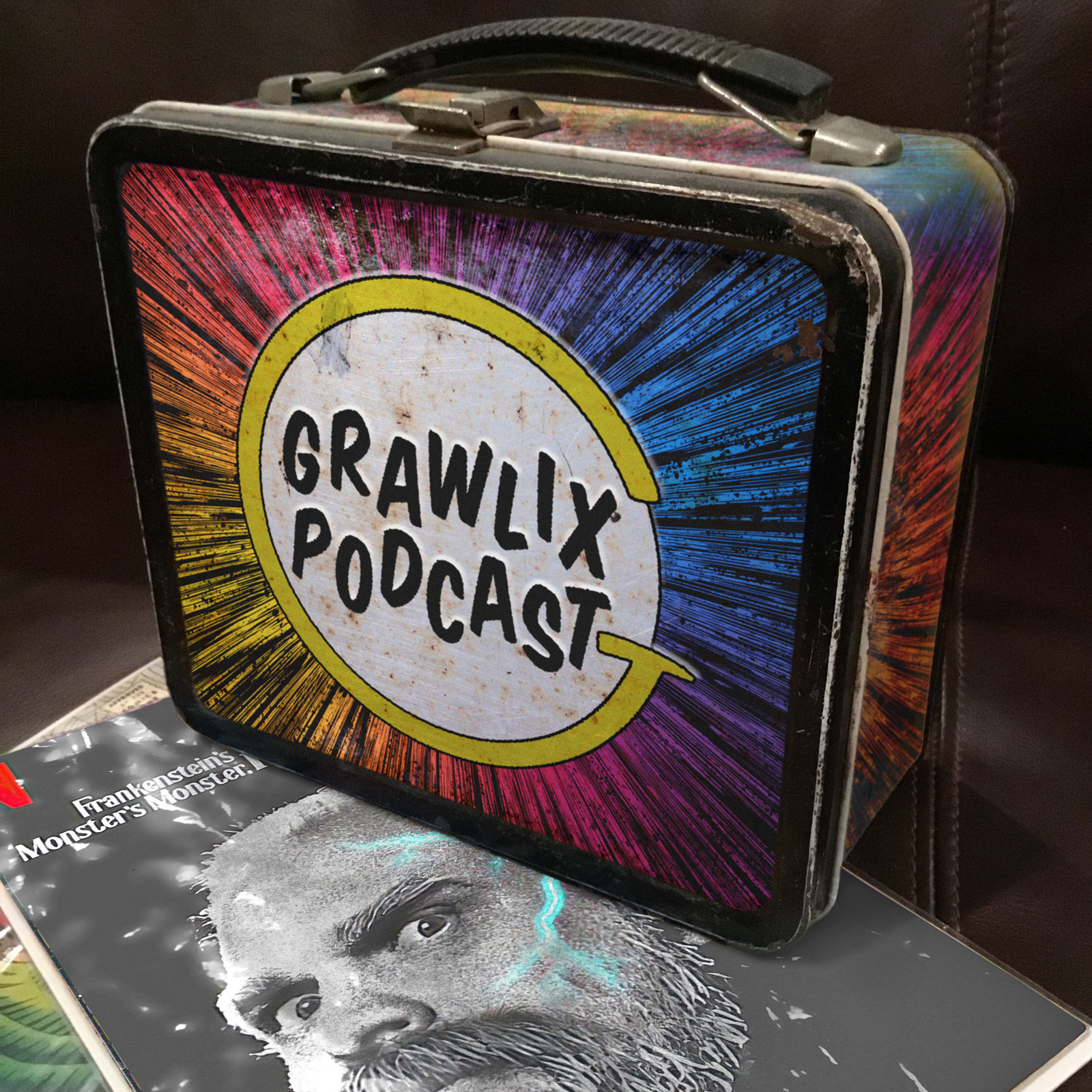 Best of Grawlix Lunch Box Live: Frankenstein's Monster's Monster, Frankenstein