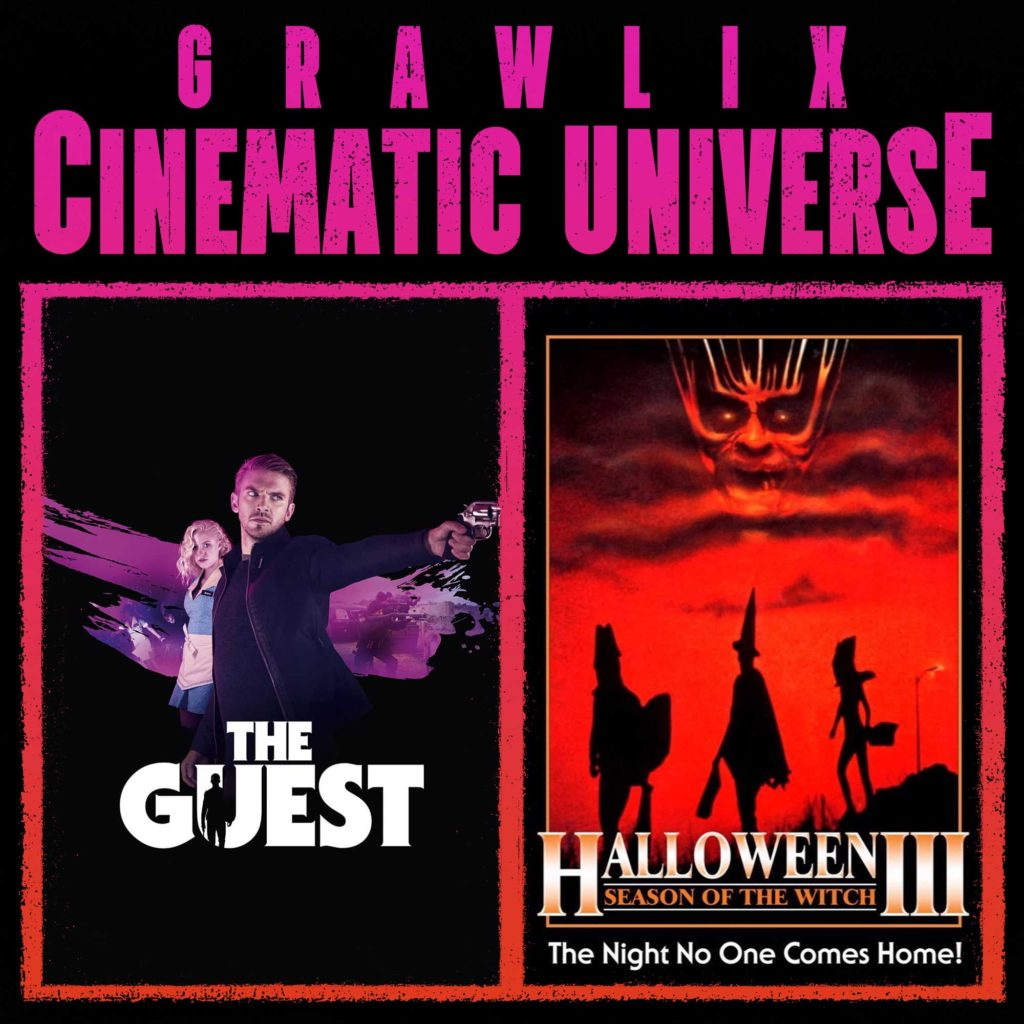 GCU #32: Halloween 3 and The Guest