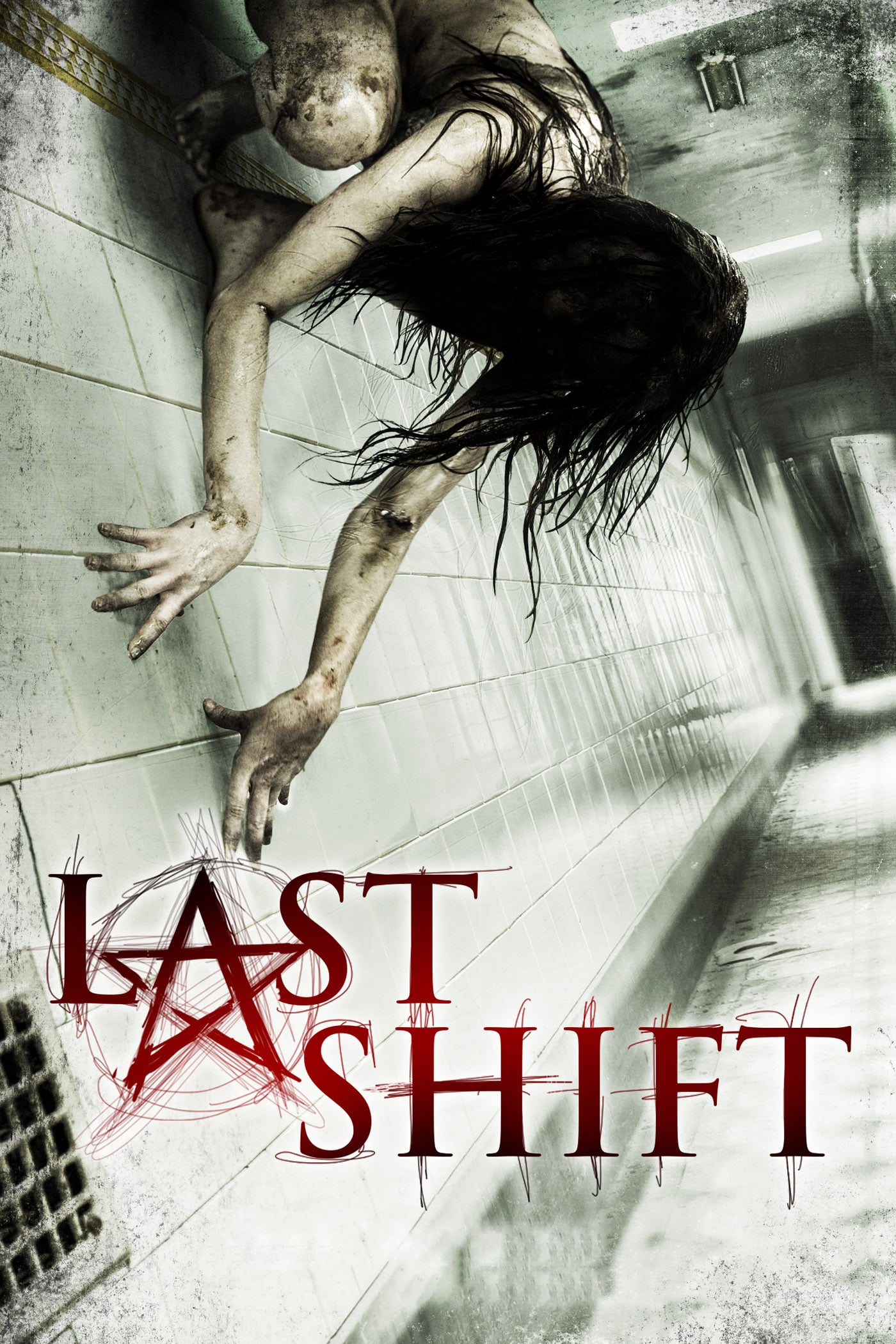 """Poster for the movie """"Last Shift"""""""