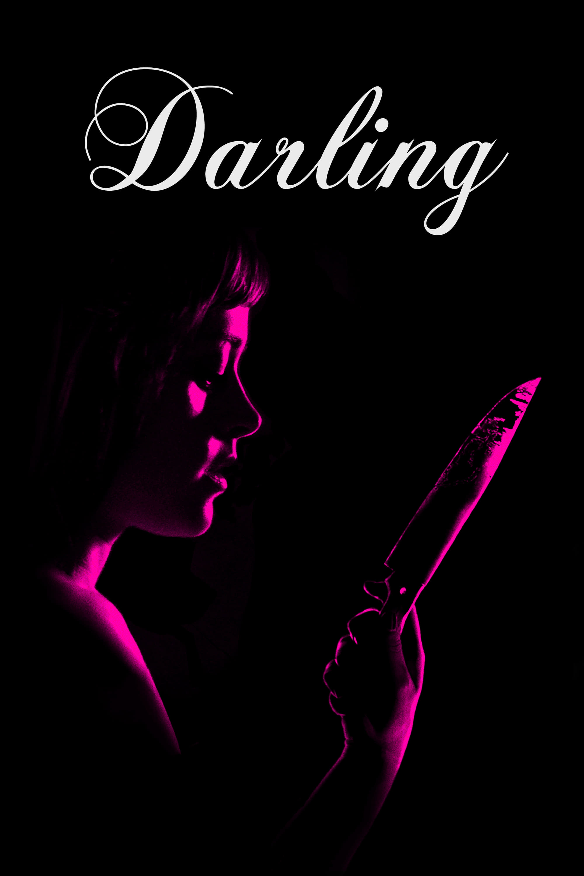 """Poster for the movie """"Darling"""""""