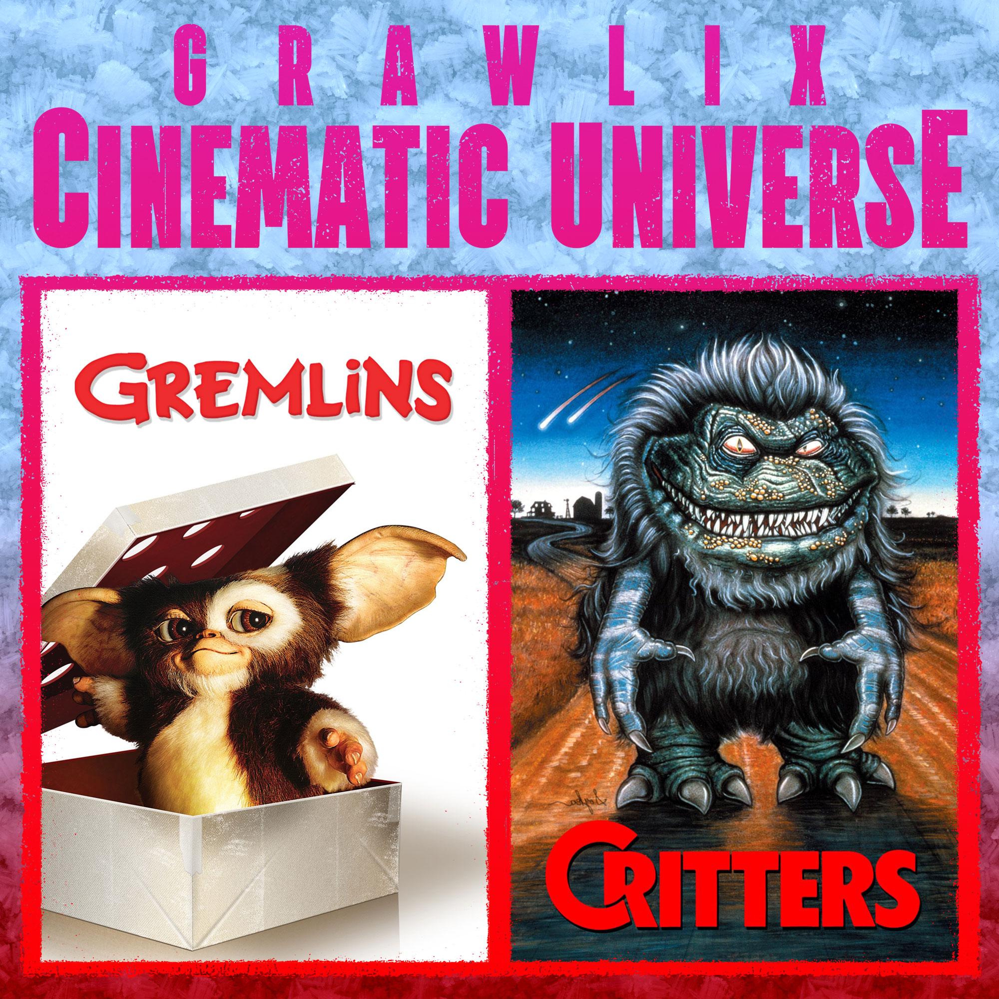 GCU #36: Critters & Gremlins