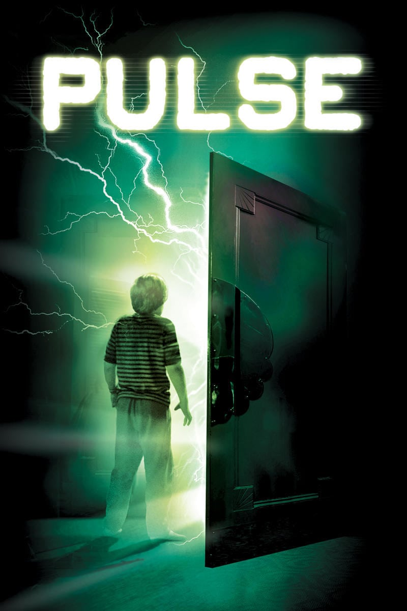 "Poster for the movie ""Pulse"""