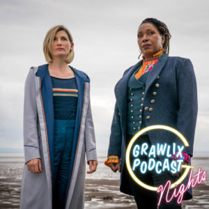 Grawlix Nights: Spoilers of the Judoon