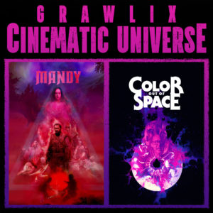 GCU #40: Mandy & Color Out of Space